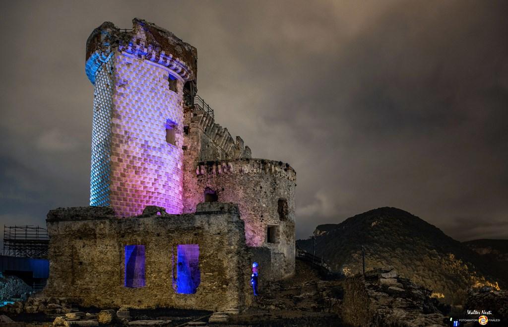 Castel Govone in Nottura di Walter Nesti
